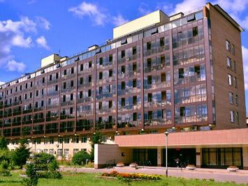 Лечебно-реабилитационный клинический центр Юдино